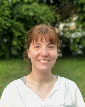 Autorin Miriam van Meter